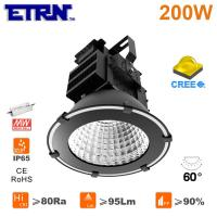 Wholesale ETRN Brand CREE LED Meanwell Power Supply 200W LED High Bay Lights Mining lamps Industrial from china suppliers