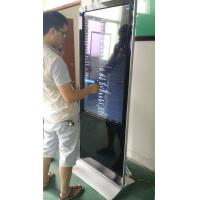 Android Touch Screen 47 Floor Standing Digital Signage For Advertising Display