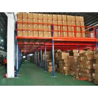 Wholesale Multi Tier Industrial Mezzanine Floors For Warehouse Material Handling Storage from china suppliers