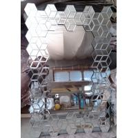 Wholesale Decorative Mirror Wall Art Mirror home decoration Spell mirrors from china suppliers