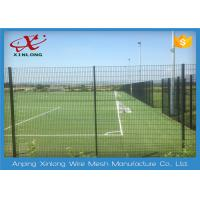 Wholesale Customized Size School Security Fencing / High Security Wire Fence RAL Colors from china suppliers
