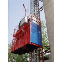 Wholesale Personalize Construction Lifting Equipment Hoist Elevator Material Lifts from china suppliers
