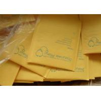 Wholesale Yellow Kraft Bubble Mailer ,Kraft Paper Bubble Padded Mailers from china suppliers