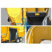Wholesale Oversized Animal Feed Mixer Wagons For Cattle Farms 9600kgs Loading Capacity from china suppliers