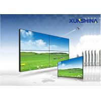 Wholesale 700 Nits Brightness Narrow Bezel Video Wall 1920*1080P With Video Wall Controller from china suppliers