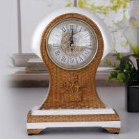 Wholesale 2015 top sell home decoration table clock from china suppliers
