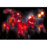 Wholesale Handmade Decorative Murano Glass Wall Flower from china suppliers
