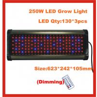 Wholesale PT250w full spectrum vegetation and flowering led grow light with timing and dimming modul from china suppliers