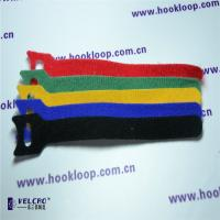 Wholesale Colorful Velcro Zip Ties , Velcro One Strap 200mm Length Wide Application from china suppliers