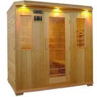 Wholesale Outdoor / Indoor Personal Sauna Steam Room Ceramic Heating Tube For 3 - 4 Person from china suppliers
