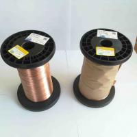 Wholesale 5000V Transparent Mylar Film Covered High Frequency Litz Wire With PEW Insulation from china suppliers