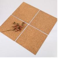 Wholesale High Quality 4PK 12X12 LIGHT CORK TILES, 4.5mm thicness from china suppliers
