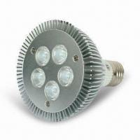 Buy cheap 9W LED Light with High Efficiency, 5 Pieces Cree LED Light Source and 50,000hrs Lifespan from wholesalers
