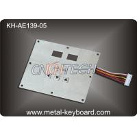 Wholesale Ruggedized Metal Industrial Keypad with 5 Keys for Industrial Control Kiosk from china suppliers