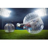 Wholesale Kids Bubble Ball Game / Inflatable Body Zorb Bubble Soccer Ball from china suppliers