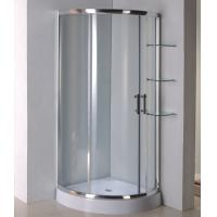 Wholesale Sector aluminum contemporary shower enclosures, corner shower base, corner shower bath from china suppliers