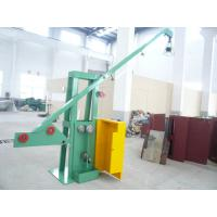 Wholesale Ø3mm - Ø-1.5mm Bright Steel Wire Drawing Machine , Acid - Free Green Wire Pulling Machine from china suppliers