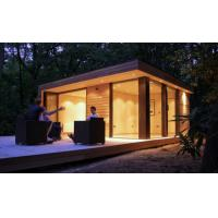 Wholesale Yellow Prefab Garden Studio from china suppliers