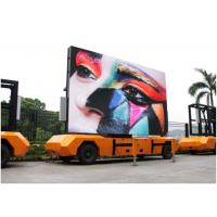 Wholesale Vehicle HD Video Truck Mounted Led Screens Multimedia Advertising P5 P6 P8 P10 from china suppliers