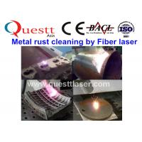 Quality Custom 100W Fiber Laser Rust Cleaning Machine For Metal Surface Derusting for sale