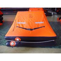 Wholesale Rigid Type Inflatable life raft.25 persons life raft,light and HRU from china suppliers