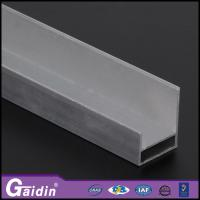 Wholesale China manafacturer kitchen cabinet door aluminium profile extrusion from china suppliers