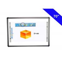 Wholesale Portable Electronic Smart Board Interactive Whiteboard For Education 50000Hrs Life from china suppliers