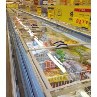 Wholesale Self - Contain Cooling Commercial Display Freezer Open Top 90mm thick For Store from china suppliers
