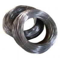 Wholesale Flexible High Carbon Steel Wire / galvanized steel wire C1015 C1065 C1075 C1095 from china suppliers