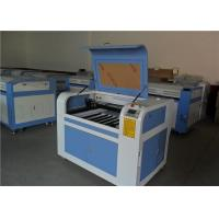 Wholesale 50 / 60Hz Small Desktop CO2 Laser Engraving Cutting Machine For Wood , Acrylic from china suppliers