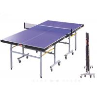 Wholesale Beautiful Durable Indoor Table Tennis Table , Blue Standard Table Tennis Table from china suppliers
