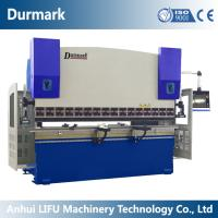 Wholesale CE certificate full servo cnc 3+1 axis press brake bending machine with DA52S control system from china suppliers