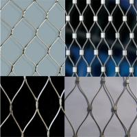 Wholesale stainless steel wire rope mesh net from china suppliers
