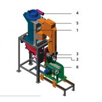 Wholesale PVPE Pneumatic Valve Bag Packing Machine,For Animal Pet Food /Powder / Granule from china suppliers