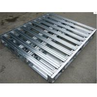 Wholesale Direct factory of Carbon steel/ stainless steel/ aluminum stacking pallets from china suppliers