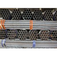 Wholesale ASTM A53 ERW Steel Pipe Scaffolding Material Heat Resistant For Petrochemical Industry from china suppliers