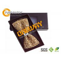 Wholesale Printed Packaging Boxes , Top Supplier Printing Paper Custom Bow Tie Packaging Box from china suppliers