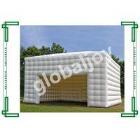 Wholesale Customize Light Waterproof Material Inflatable Cube Tent With Leds from china suppliers