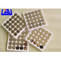 Wholesale 3V Lithium Button Cell Battery , 20mm * 3.2mm Rechargeable Button Cell Batteries from china suppliers