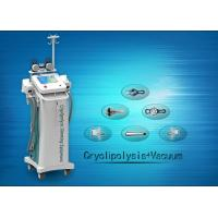 Wholesale Tripolar RF Cryolipolysis Slimming Machine from china suppliers