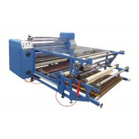 Quality Roll to Roll Roller Heat Transfer Machine for T Shirts Printing High Pressure for sale