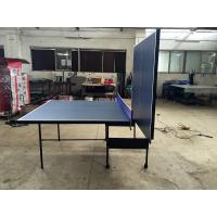 Quality Painting 108 Inches Folding Table Tennis Table Wood Competition Ping Pong Table for sale