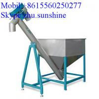 Buy cheap Vibrating Hopper Inclined Screw Conveyor/Auger Feeding Machine from wholesalers