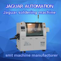 Wholesale Top lead-free dual wave soldering machine/Electronics Production Machinery wave soldering machine from china suppliers