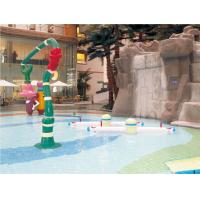 Wholesale swimming pool flower water spray kids water park play equipment family water theme park from china suppliers