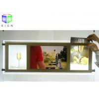 Wholesale Ceiling Hanging LED Acrylic Sheet Light Box 1300 MM X 900 MM Energy Saving from china suppliers