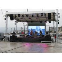 Wholesale Large Clear Ultra Thin Hanging Led Panel Rgb / Outdoor Led Screen Great Waterproof from china suppliers