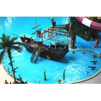 Wholesale Sea World Meters Cube-Trend Waterpark Project , Large Indoor Water Wark from china suppliers