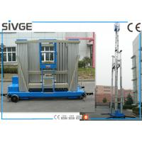 Wholesale Reliable 20 M Aluminum Work Platform Self - Propelled For Shopping Centers from china suppliers