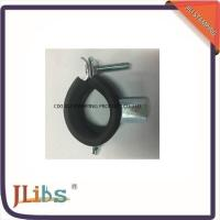 Wholesale OEM 20mm M8 DC01 Cast Iron Pipe Clamps With EPDM Rubber ISO9001 from china suppliers